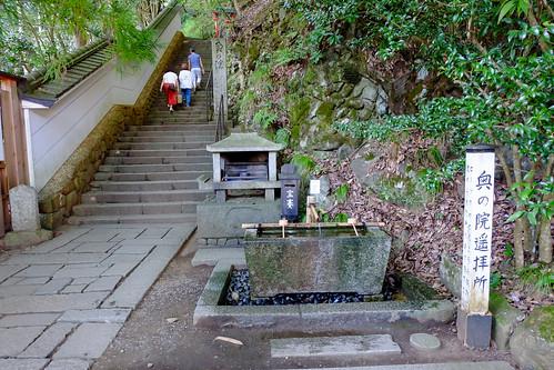 2017.08.27 鞍馬山・奥の院登山口
