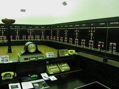 Woking Electrical Control Room