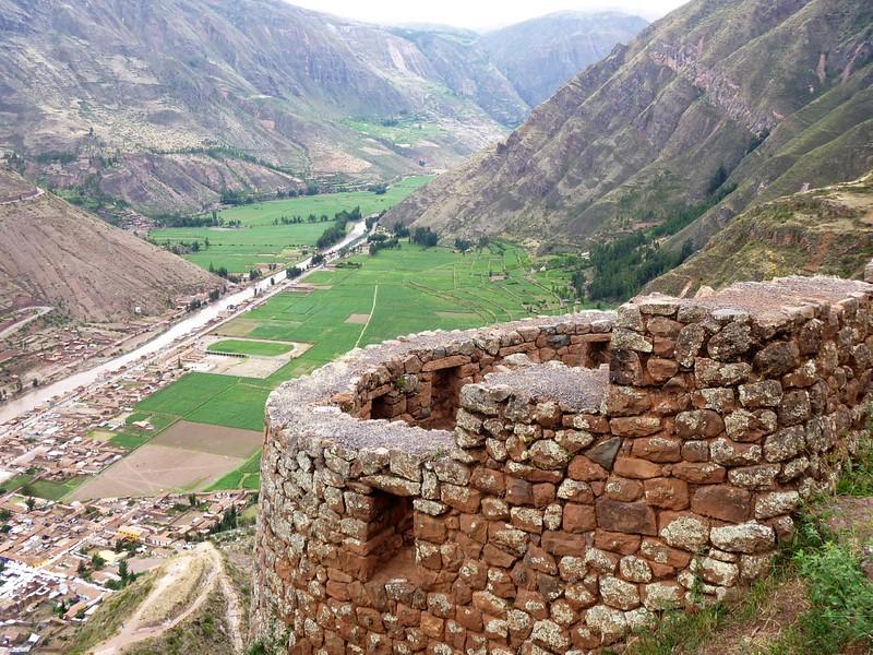 Peru - Cuzco - Pisaq