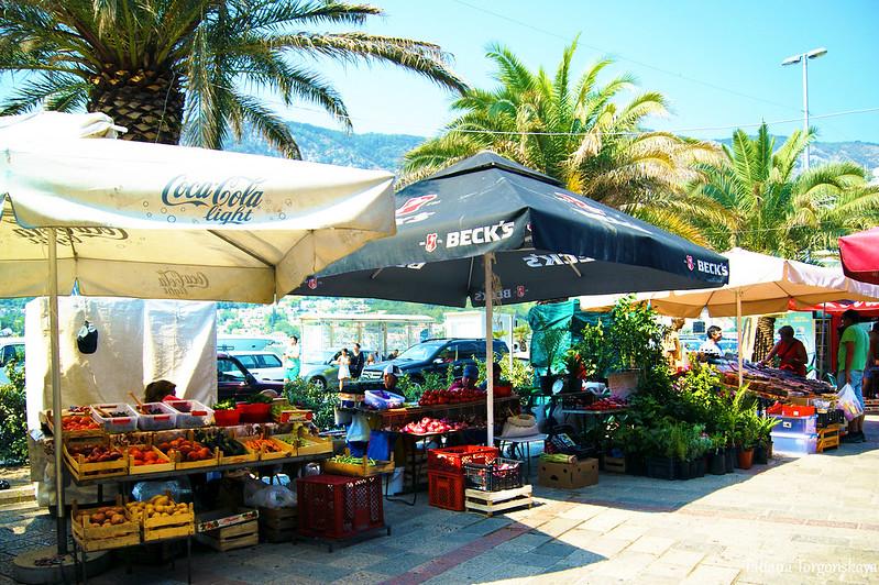 Рынок Котора