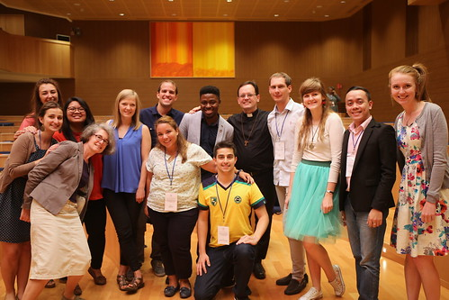 International Seminar on Young People In Preparation for the XV Ordinary General Assembly