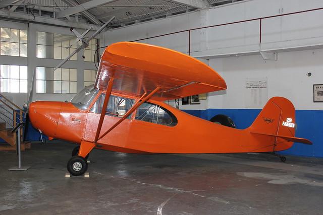 Aeronca 7AC NC2758E