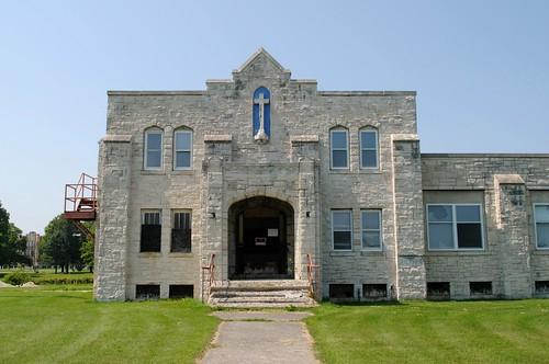 Former Salvatorian Seminary Publishing building