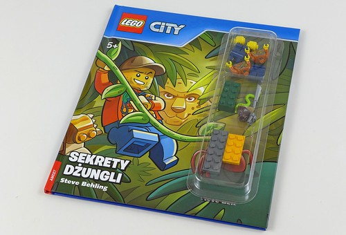 LEGO City Jungle Sekrety Dżungli 01