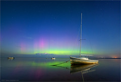 Calm Waters and Geomagnetic Storm