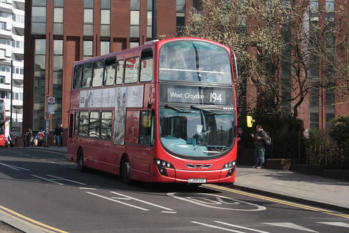 Arriva London DW254 LJ59GVC