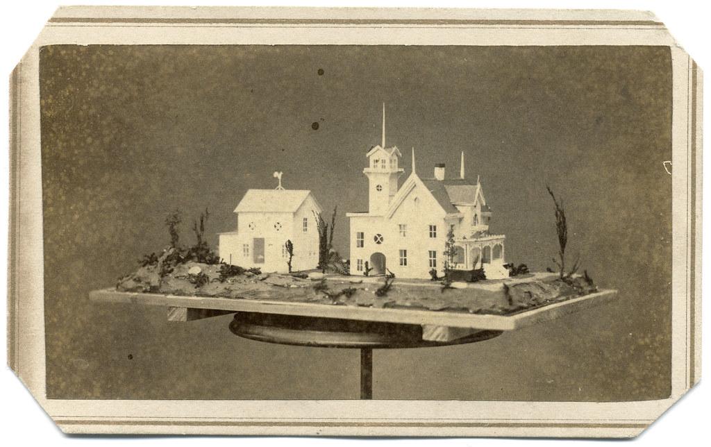 1860s Tiny House