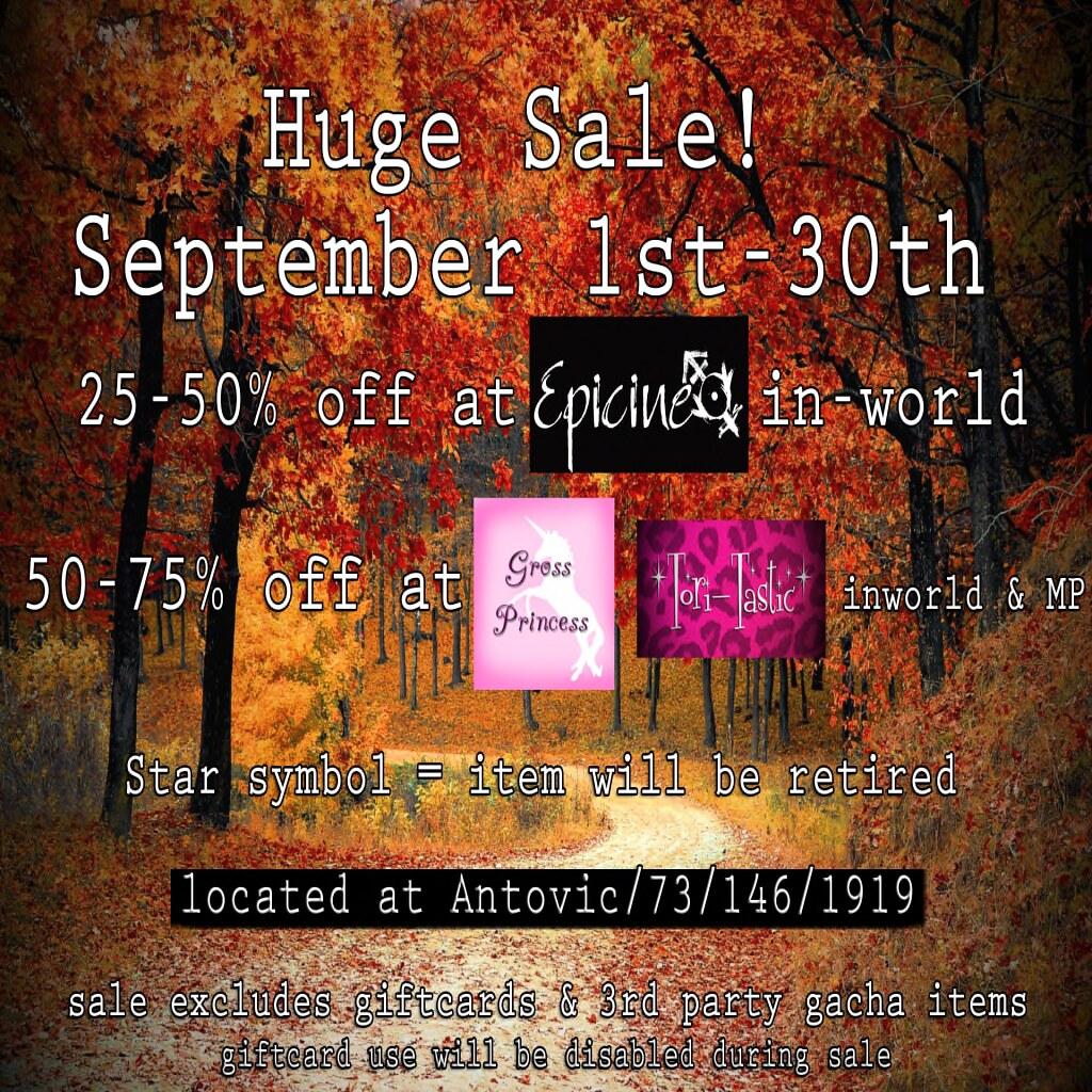 September Epicine - Gross Princess - Tori_Tastic Sale - TeleportHub.com Live!
