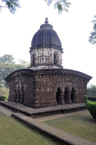 inde india bishnupur kalochand temple brique bengale cinéma hinduism