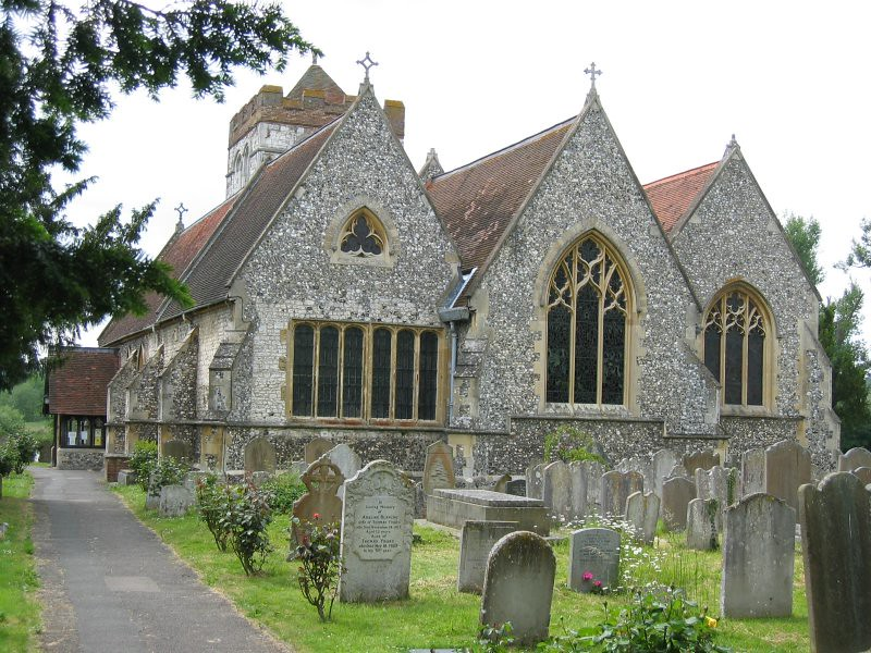 all saints parish church