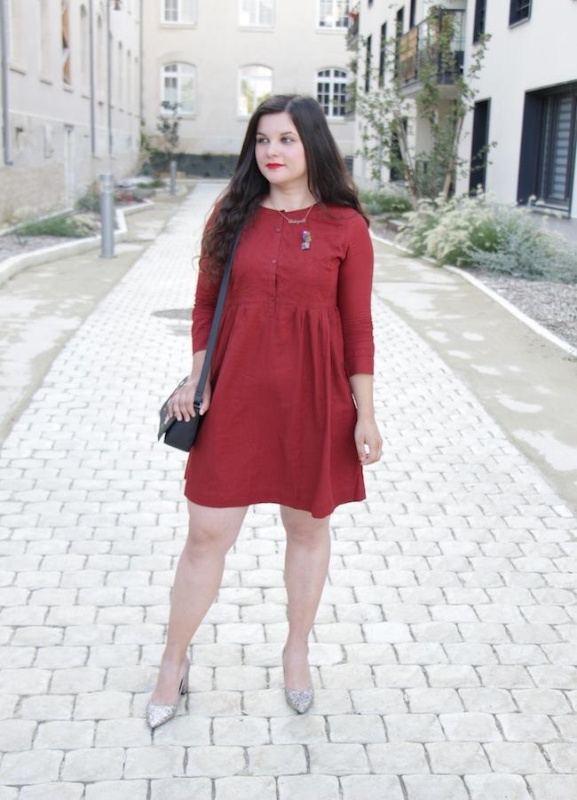 comment_porter_robe_couleur_rouille_conseils_blog_mode_la_rochelle_9