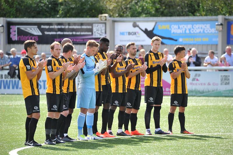 Maidstone United v 3-1 Woking