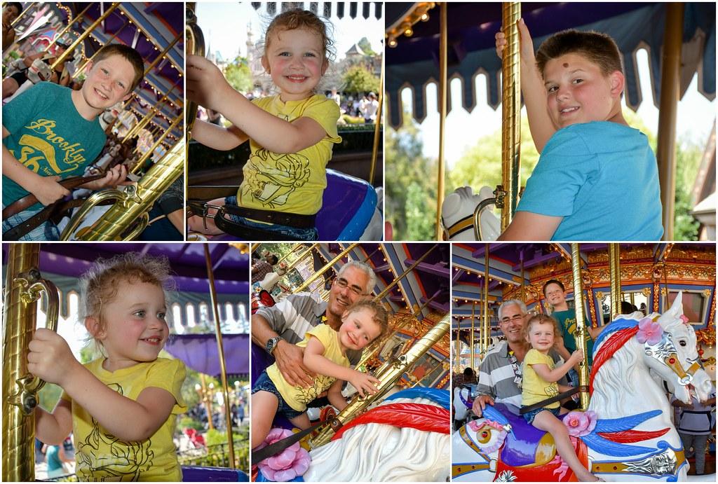 carrousel three
