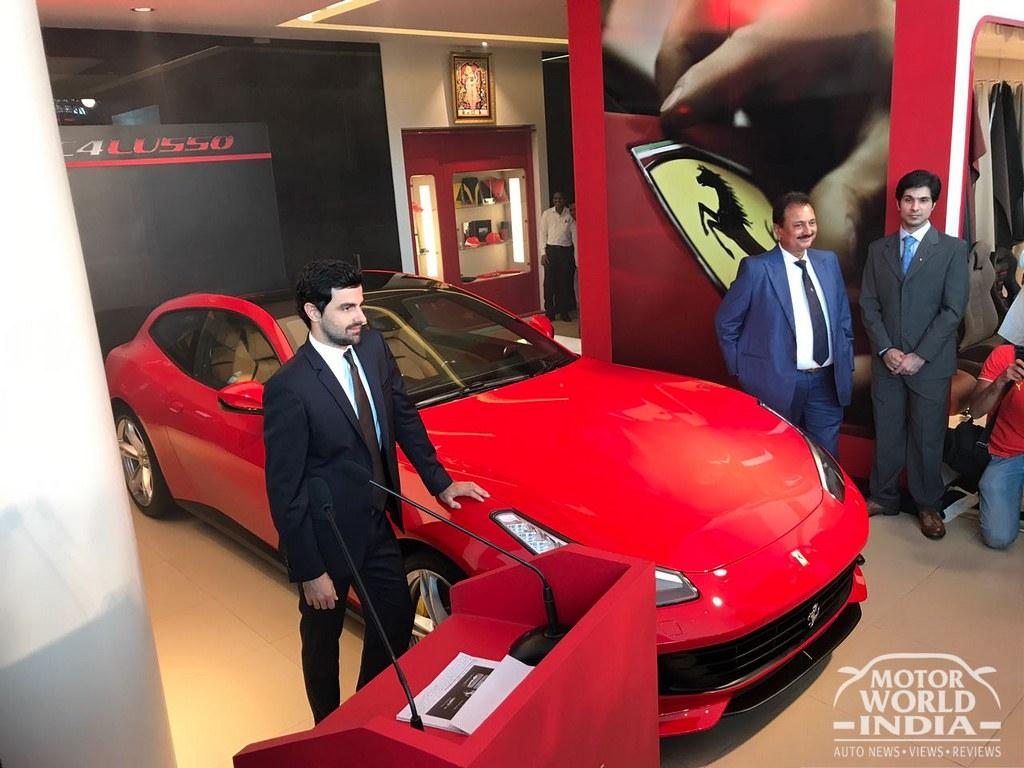 Ferrari-GTC4Lusso-Mumbai-Launch (6)