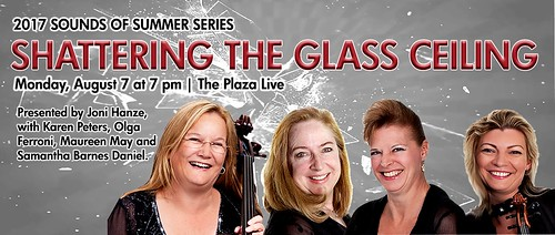 """Shattering the Glass Ceiling"" from the Orlando Philharmonic"