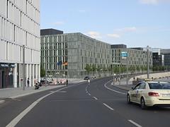 Friedrichstrasse to Hauptbahnhof August 2017