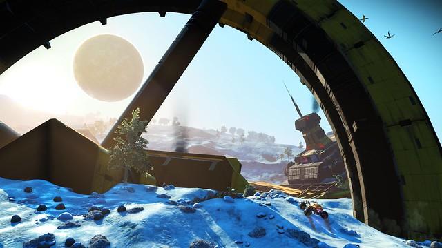 No Mans Sky - Atlas Rises