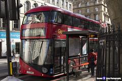 Wrightbus NRM NBFL - LTZ 1046 - LT46 - Liverpool Street 11 - Go Ahead London - London 2017 - Steven Gray - IMG_6812