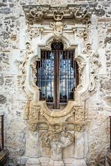 Rose Window, Mission San José, San Antonio, Texas