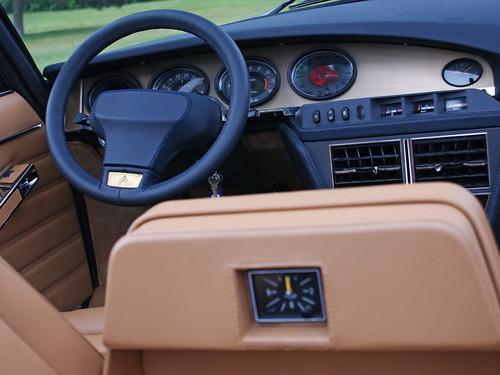 Citroën SM Présidentielle 13