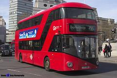 Wrightbus NRM NBFL - LTZ 1309 - LT309 - Deptford Bridge 453 - Go Ahead London - London 2017 - Steven Gray - IMG_5803