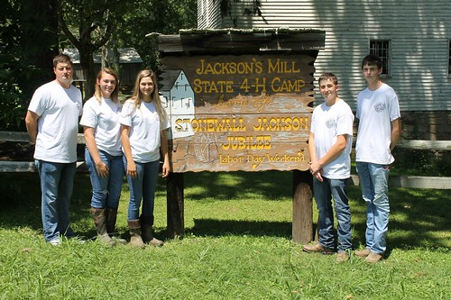 4-H Forestry Arkansas Team
