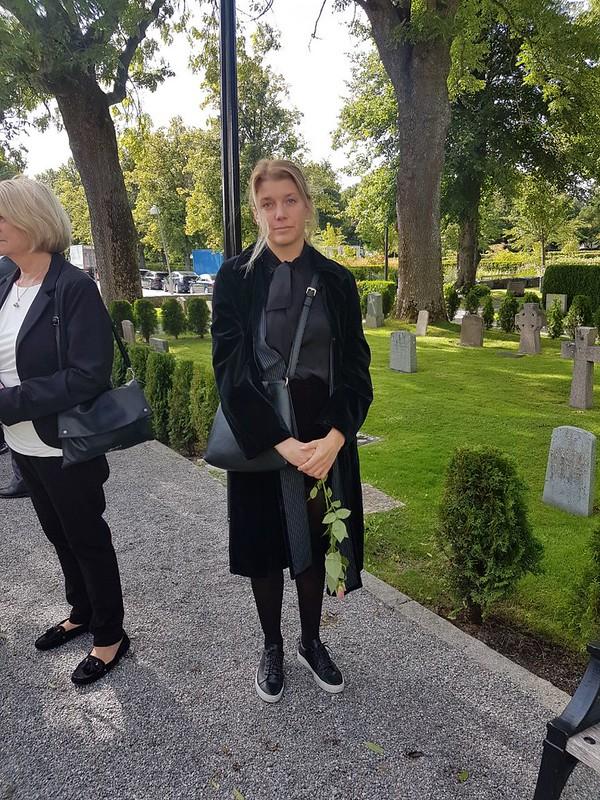 Susannes begravning