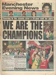 Premier League Champions 1992-1993