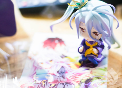 Nendoroid Shiro @ Nendomeow