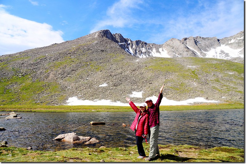 Summit Lake(3911m) (7)