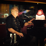 Wed, 12/07/2017 - 7:55am - Legendary songwriter Randy Newman chats with WFUV Public Radio's Rita Houston and performs songs for Marquee Members at Electric Lady Studios in New York City, July 17, 2017. Photo by Gus Philippas