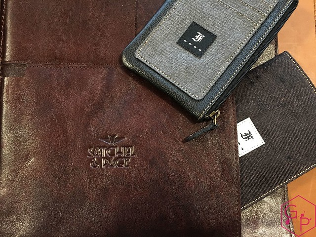 Review @SatchelandPage Port Series - Daily Carry Mobile Office 32