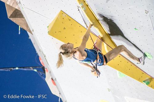 IFSC World Cup Briançon 2017