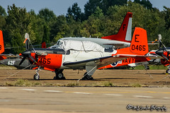 160497 | Beechcraft T-34C Turbo Mentor | Millington Regional Jetport
