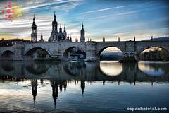 como viajar de Madri a Zaragoza
