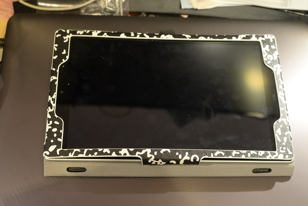 tablet computer with keyboard