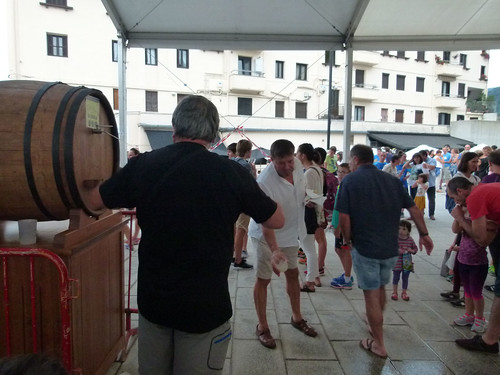 Barrikotea Zizurkilgo Elbarrenan, 2017