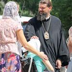 Феогност, епископ Новороссйский и Геленджикский и Игнатий, епископ Армавирский и Лабинский в Геленджике