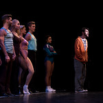 A Chorus Line at the Arvada Center, 2017 - Jake Mendes (Paul) and ensemble Matt Gale Photography 2017