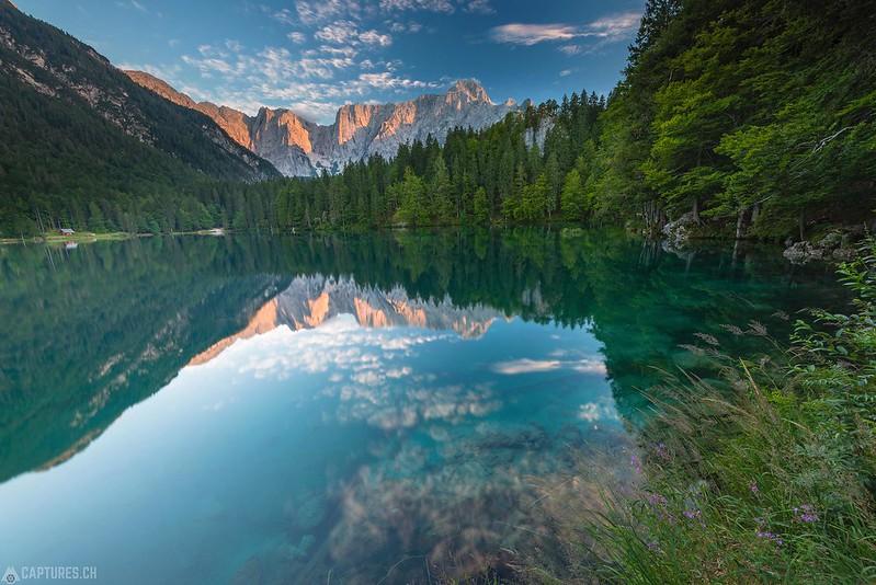 Lago di Fusine - Fusine