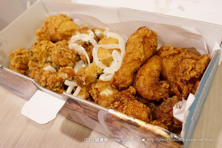 韓國炸雞3吃