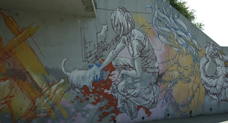Stedentrip Praag. Onbekend Praag: streetart | Mooistestedentrips.nl