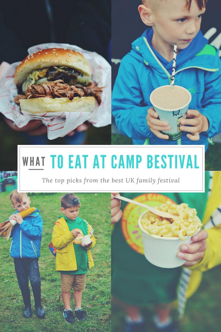 Camp Bestival Eats