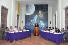 Mesa de Deliberación acerca de la Consulta Popular Ciclovía universitaria Zapotlán 08 septiembre 2017