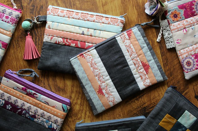 Reversible Pouches