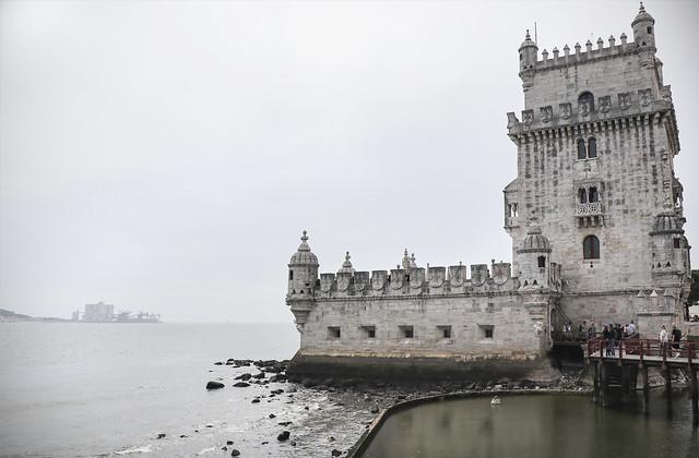 Torre de Belém - Belém Tower, Lisbon