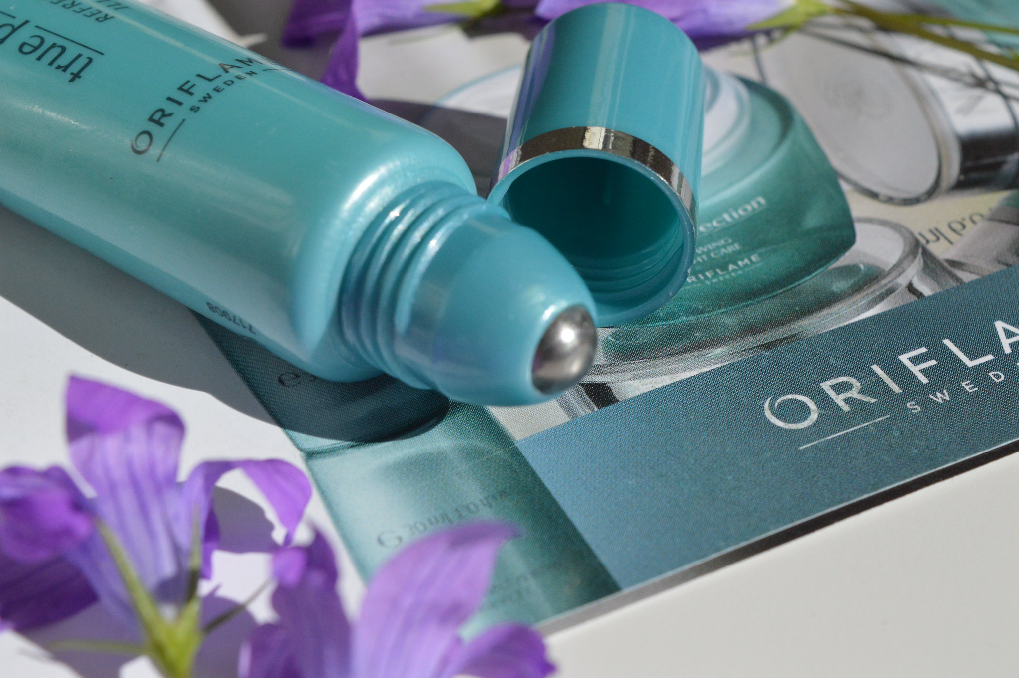 ORIFLAME NOVAGE REFRESHING EYE ILUMINATOR
