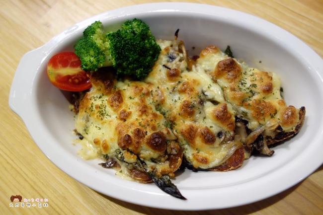 佐式義餐酒館 鮮菇焗薯盅(2).JPG