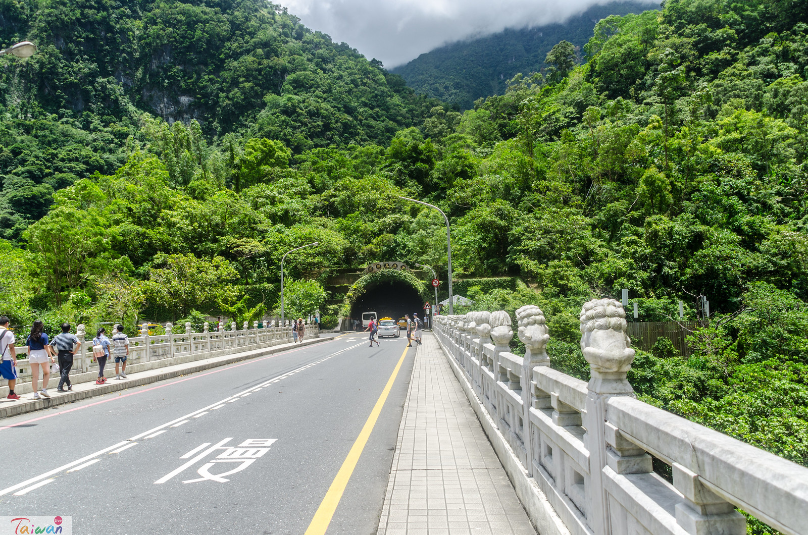 Hualian and Taroko Gorge