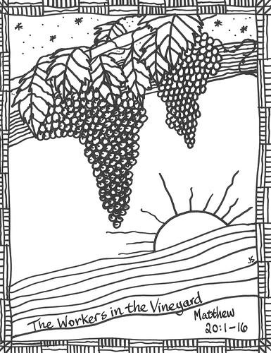 Vineyard parable